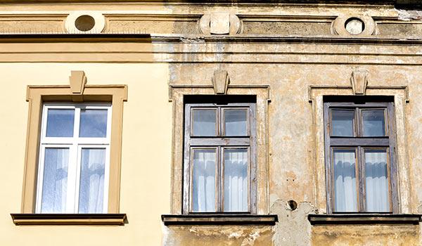 Fassadenanstrich / Fassadenrenovierung